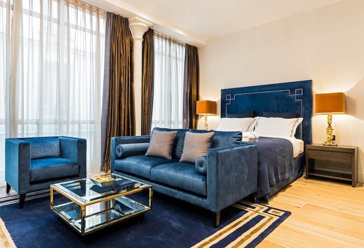 Luxury Apartment Paris Louvre II