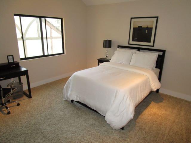 Loft Bedroom - Full Size bed