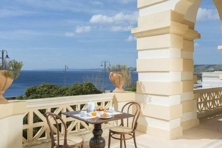Antica Villa affacciata sul Mar Adriatico