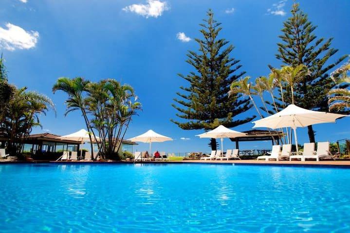 Ocean Dream - 2 Bedroom Villa - Sapphire Beach - Apartamento