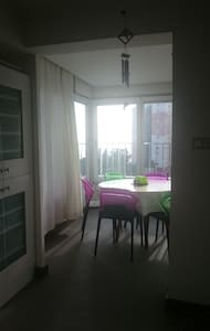 Beautiful apartment with mediterranean view - อันตัลยา - อพาร์ทเมนท์