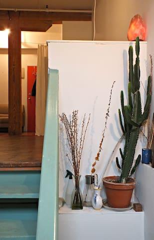 Perfectly Located Studio Loft