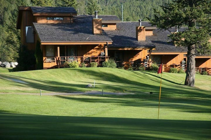 2 bed Fairmont Vacation Villas - Fairmont Hot Springs - Daire