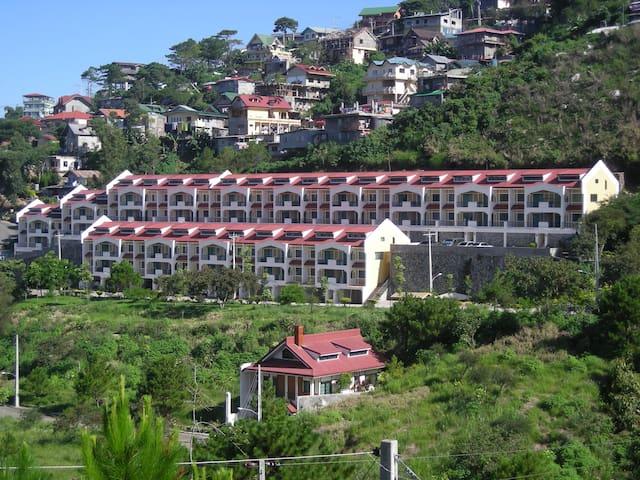 2 BR Apartment - Baguio Vacation  - Baguio - Byt