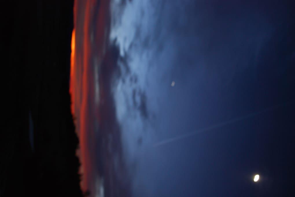 Gorgeous moon-lit nights