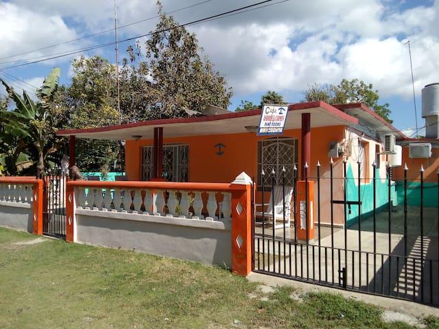 Casa completa (Casa Andrès y Carmen)