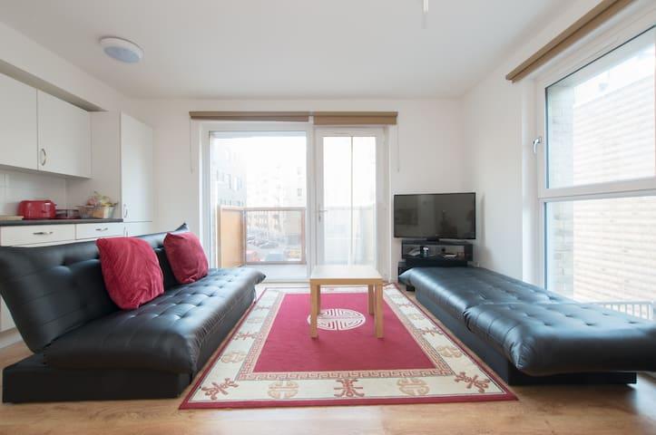 1 bedroom apt, 4 guests, Central London: 30 min
