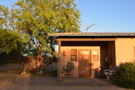 Casita on Desert Horse Ranch