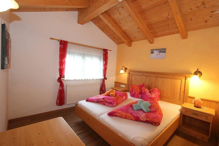 Quaint Apartment in Längenfeld with Sauna