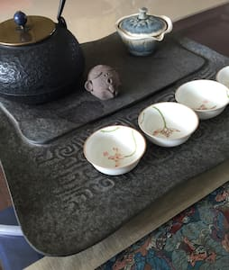 The Chinese style classical warm - 甘肃 - Bed & Breakfast