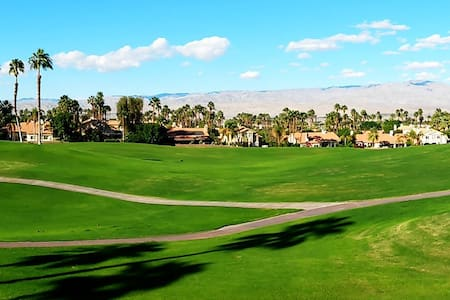 Fairway Villa at Desert Falls CC - Palm Desert