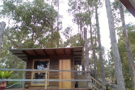 Room type: Private room Property type: Treehouse Accommodates: 2 Bedrooms: 1 Bathrooms: 1