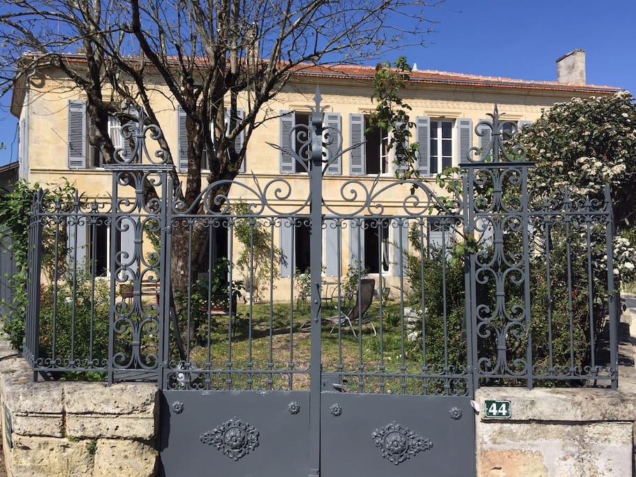 La Villa de Plassac