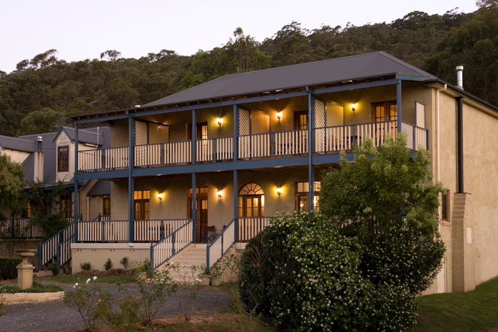 Kangaroo Valley Views Bed And Breakfast