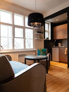 A cosy stay in bohemian central - Apartment