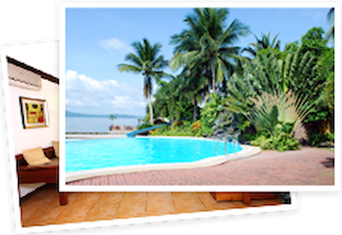 Condo unit in Balai Isabel resort