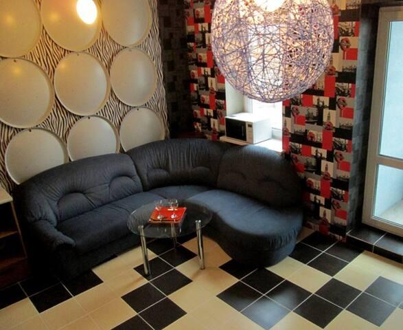 Апартаменты-студио Арена-Сити Минск - Минск - Lägenhet