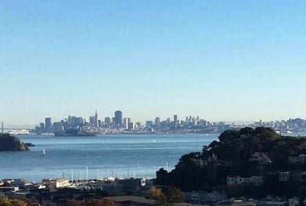 Stunning San Francisco Views-1 BR Pied a Terre