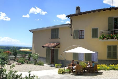 Bed & Breakfast ANTICOBORGO - Vignale Monferrato - Inap sarapan