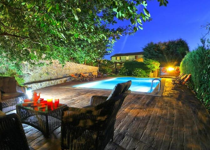 101414 -  House in A Lama, 5 Bedrooms