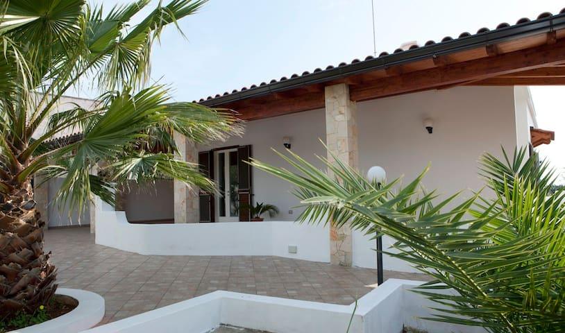 Villa a due passi dal mare - Capilungo, Alliste - Villa