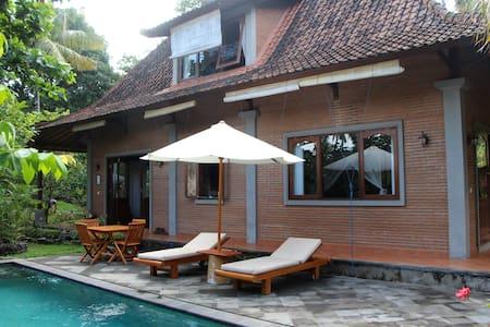 Villa Reyan. Stunning Villa within local village - Mangsit