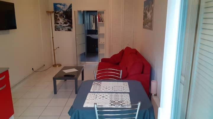 studio situé à Argeles gazost  proche de gavarnie
