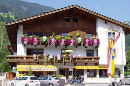 Geräumige Wohnung -  zentrale Lage - Aschau im Zillertal