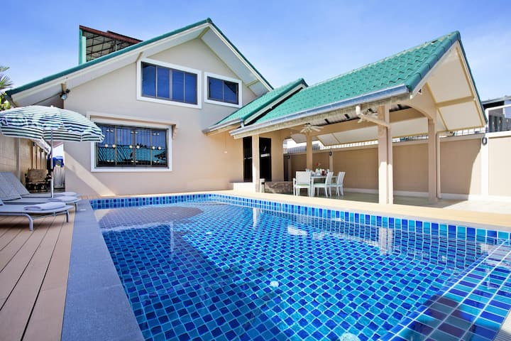 Villa Tanzanite 5minute to walking street pattaya