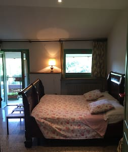 b&b il curlo: room1 with a view for you! - Calvagese della Riviera - Bed & Breakfast