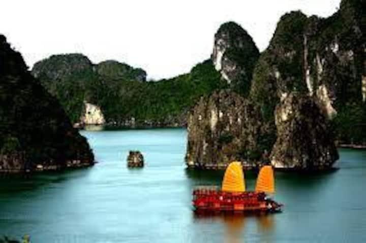 Royal Palace Boat