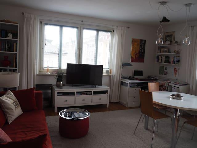 Wohnung in Maxvorstadt - hier lebt München