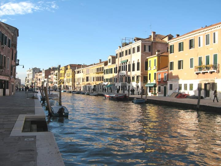 Le Guglie LT in Venice