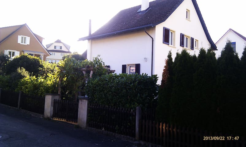 a nice old house - Lausen - House