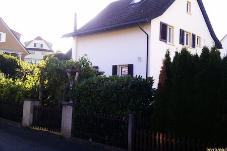 a nice old house - Lausen