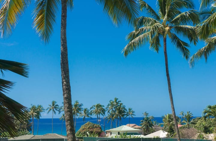 Kahala 123 - Poipu, Pool & Tennis, Ocean View, Walk to Beaches