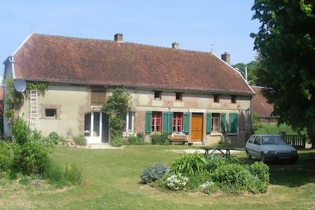 gite rural en Pays d'Othe - Maraye-en-Othe - Hus