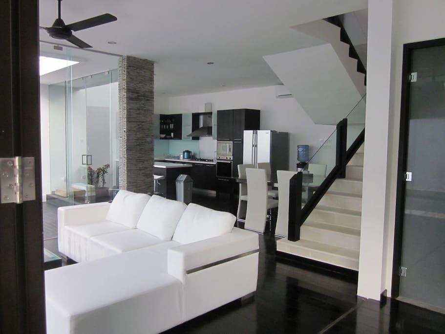 Seminyak 2,3 to7BR Modern Villa