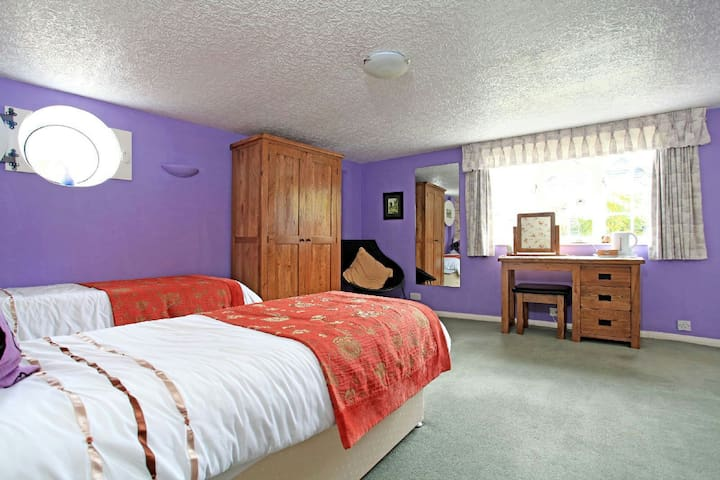 Avon room, guest parking.V near 2 great pubs. - Wilton - Bed & Breakfast