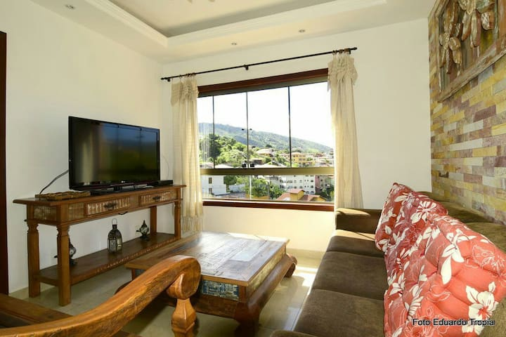 Solar Douro, apartamento charmoso com 3 quartos - Ouro Preto, Minas Gerais, BR - Apartamento