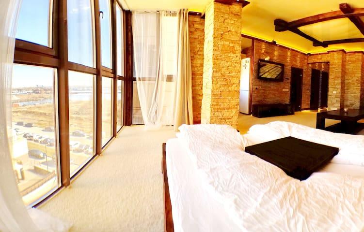 Primorskiy De Luxe App Resort & SPA