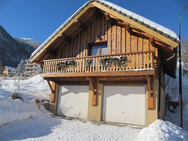 Chalet studio à la montagne - Montricher-Albanne - Apartmen