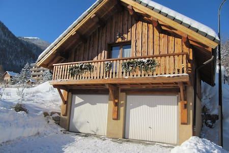 Chalet studio à la montagne - Montricher-Albanne - Appartement