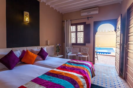 EXPERT-BEST Room in Marrakesh - Marrakech - Bed & Breakfast