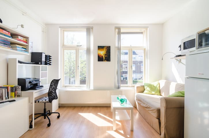 Cozy, bright and great location - Utrecht - Apartmen