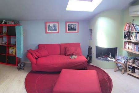 Two room flat with terrace - Cinisello Balsamo