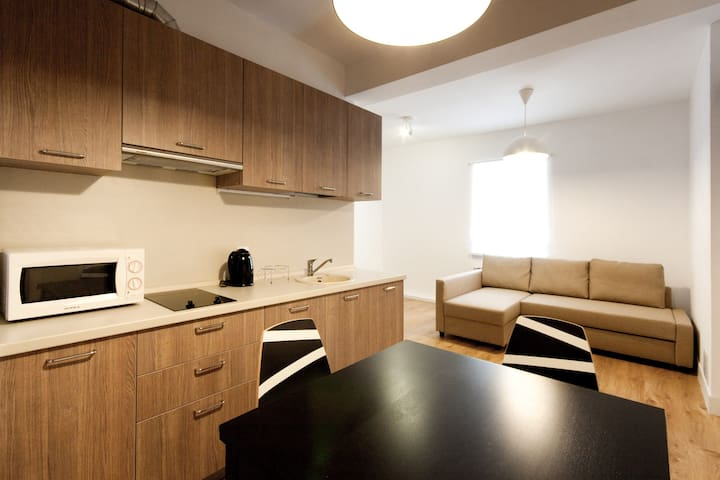 Апартаменты-студия