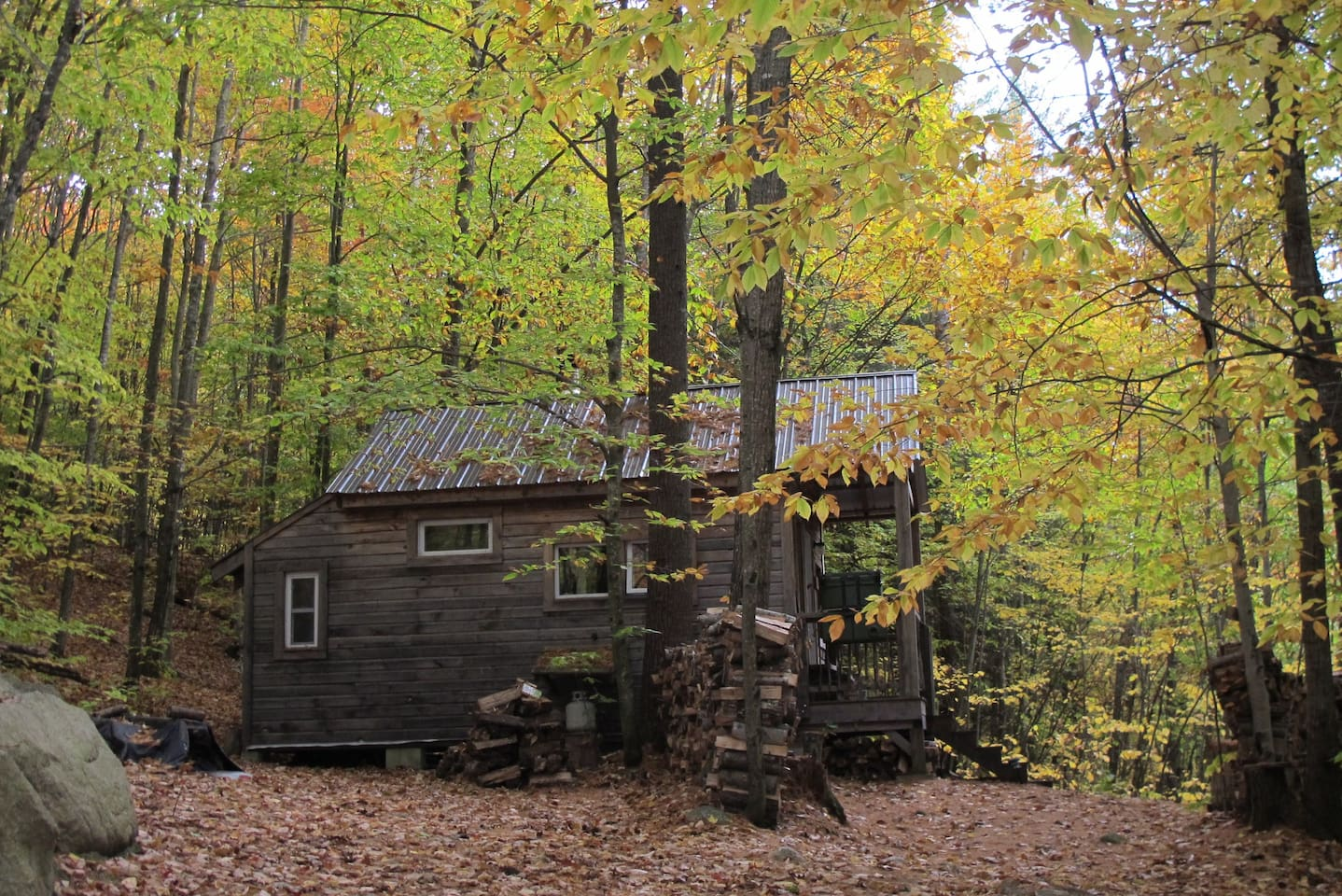 Robins Nest Cabin  a perfect place for quiet refuge