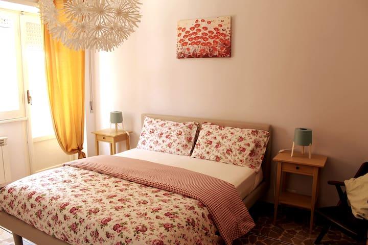 Due stanze a Monteverde