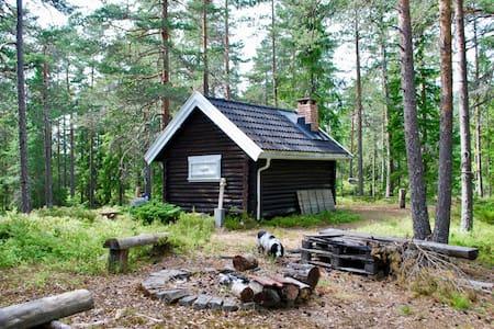 Historic, small cabin full of history!